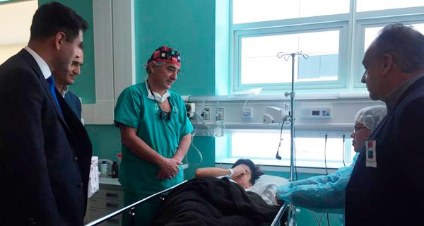 Operativo en Calama: ¡Nueve niños beneficiados!