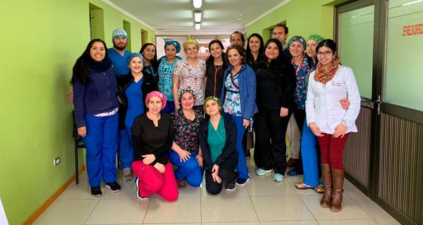 ¡Nuevo Operativo! 40 niños operados en Parral