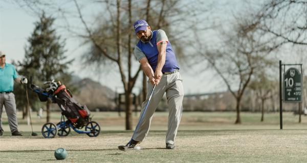 Torneo de Golf en ayuda de Corporación MATER