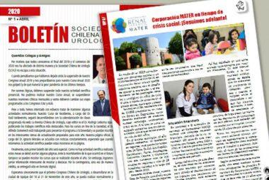 Thumbnail - Artículo publicado en Boletín de Sociedad Chilena de Urología