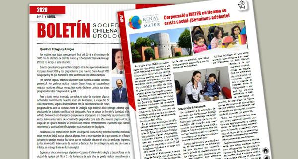 Artículo publicado en Boletín de Sociedad Chilena de Urología