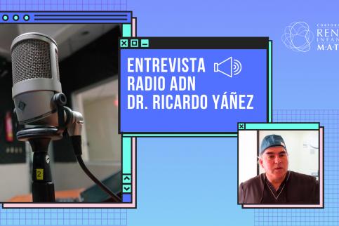 Thumbnail - [AUDIO] Dr. Yáñez en Radio ADN
