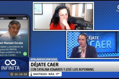 Thumbnail - [VIDEO] Doctor Escala en Radio Infinita