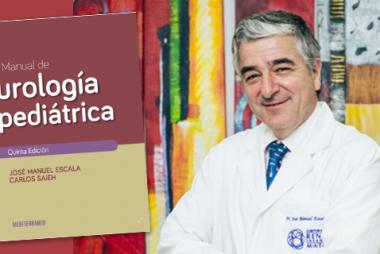 Thumbnail - Doctor Escala presenta libro de Urología Pediátrica