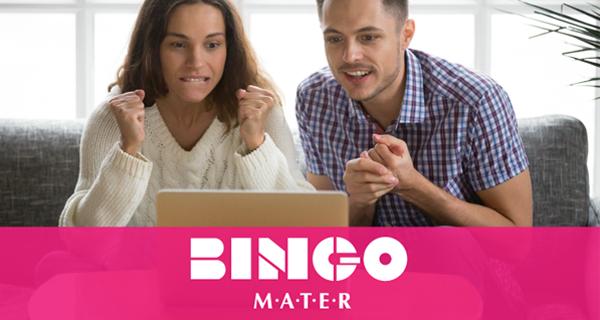 ¡Compra cartones para el Bingo MATER 2021!